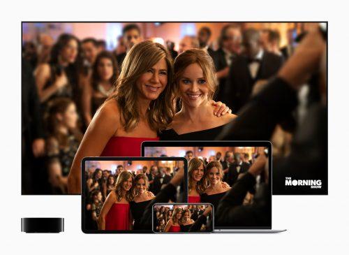 Apple Tv Plus Screen