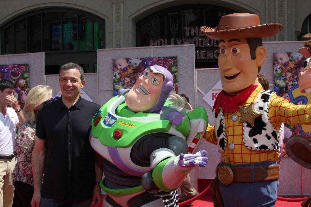 Disney-Boss: