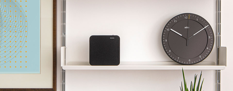 Mit AirPlay 2: Neue BRAUN-Lautsprecher nach 28 Jahren Stille