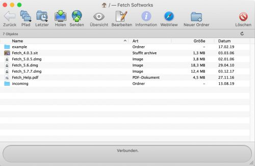 Fetch Mac Ftp Client