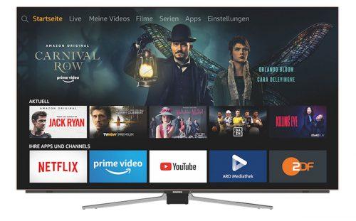 Grundig Tv Amazon Fire Tv Edition Mit Alexa