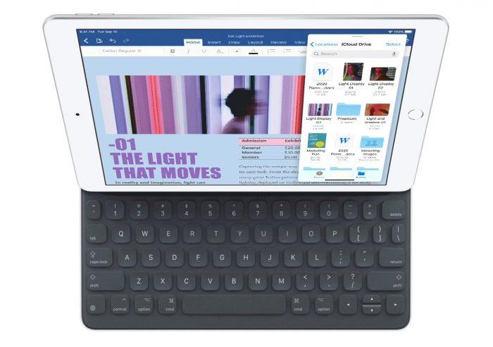 Ipad Generation 7 Mit Smart Keyboard