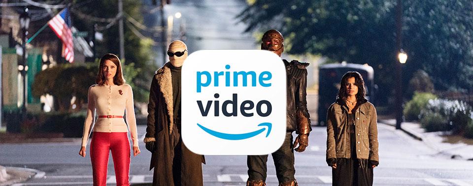 Amazon Prime Oktober