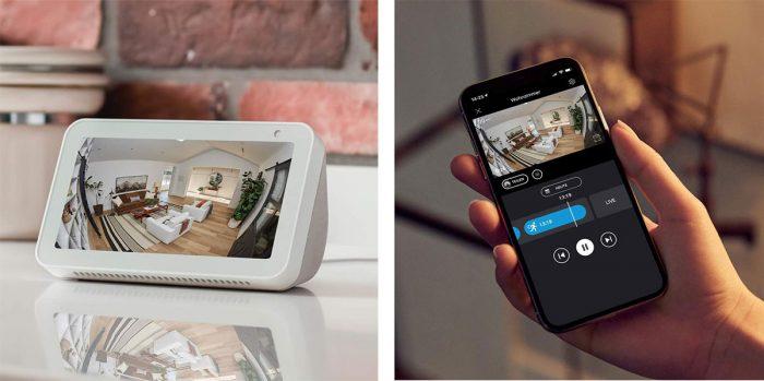 Ring Indoor Cam App Und Echo