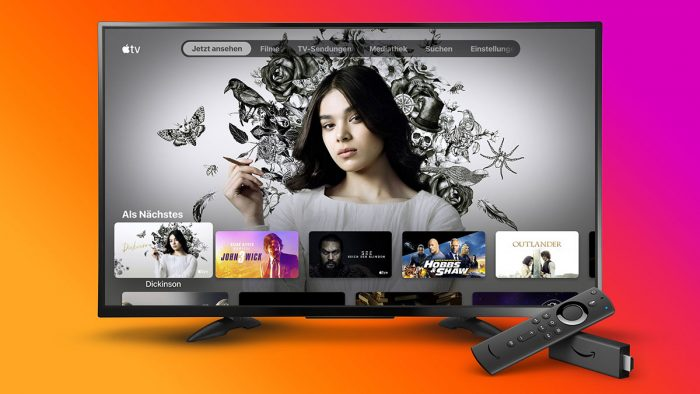 Apple Tv Plus App Auf Fire Tv