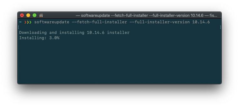 Install Installer