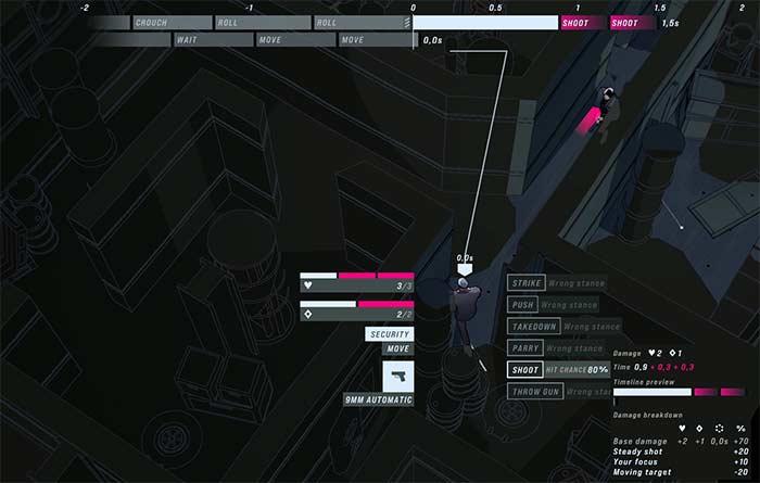 John Wick Hex Gameplay Zoomed