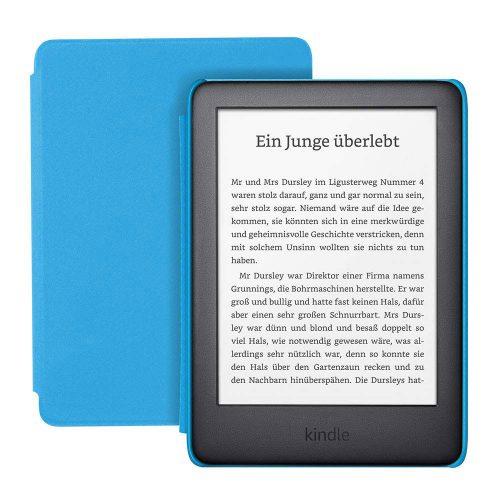 Kindle Kids Edition Blau