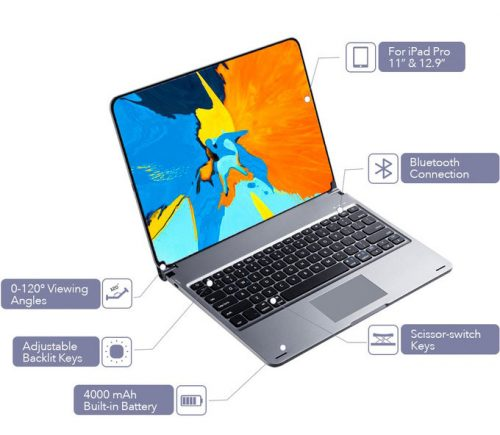 Libra Tastatur Ipad Pro