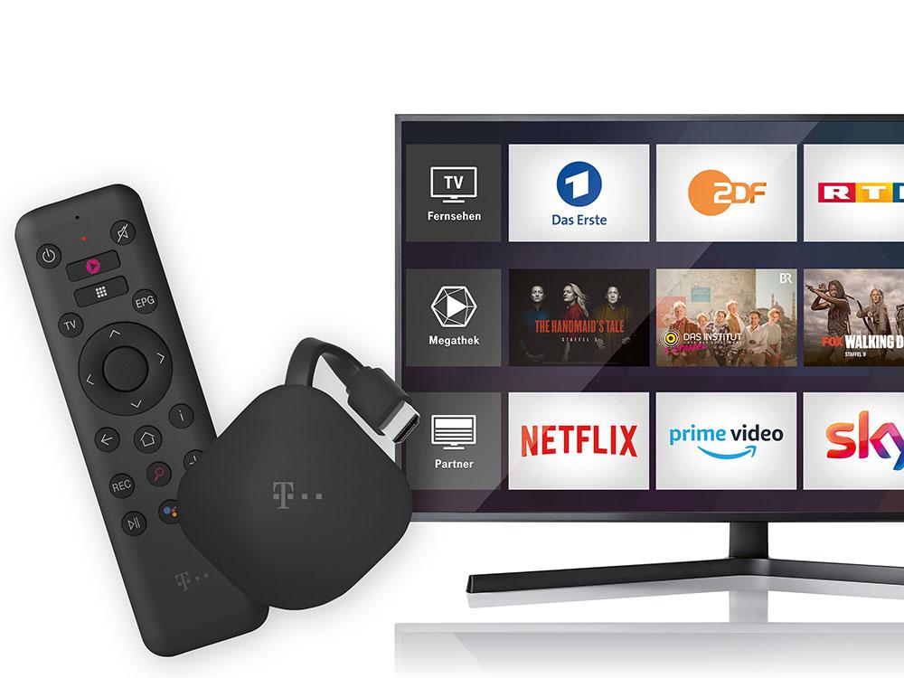 MagentaTV-Stick ab Dezember erhältlich