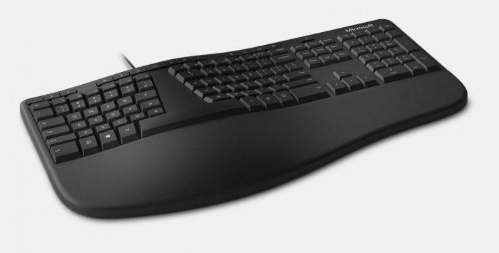 Microsoft Ergonomische Tastatur 2019