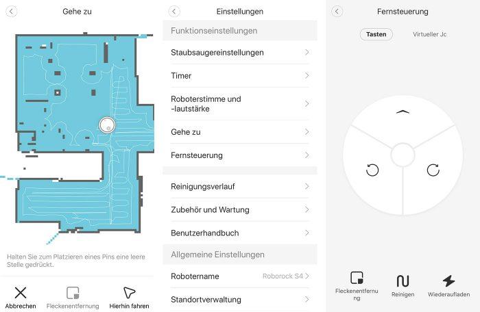 Roborock S4 App