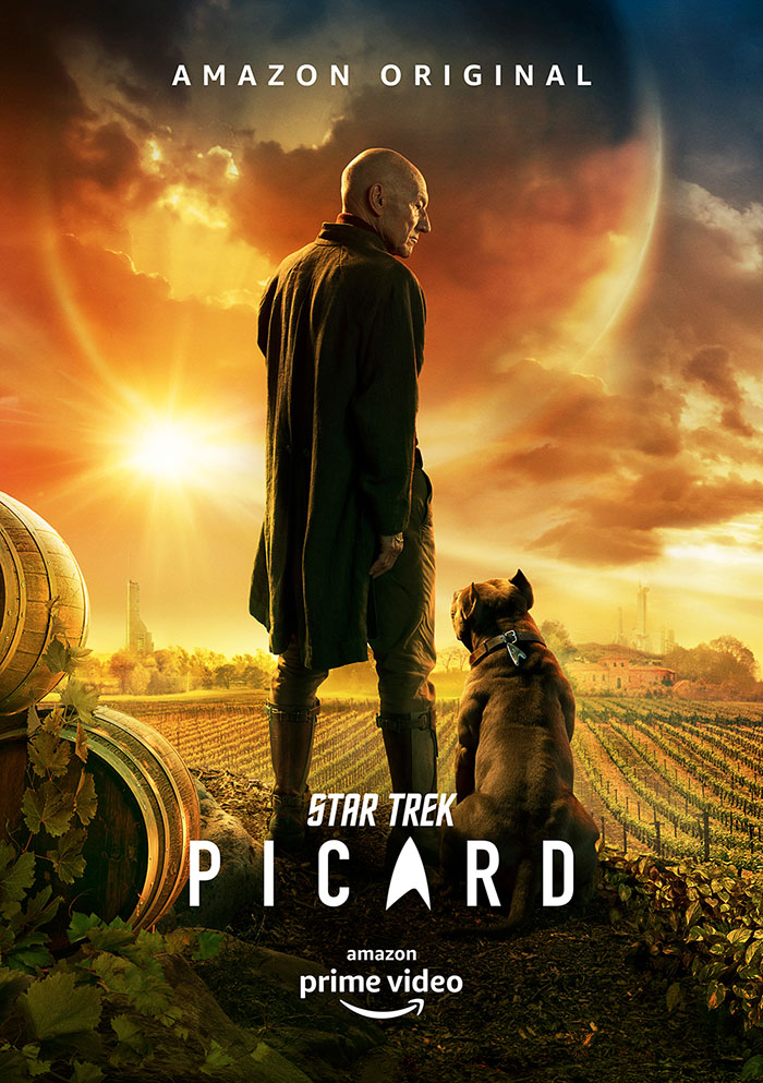 Star Trek Picard Amazon Video
