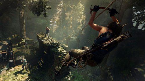 Shadow Of The Tomb Raider Mac