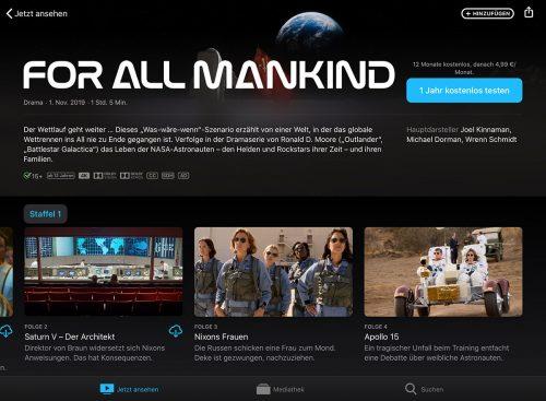 Apple Tv Plus Neue Folgen Freitags