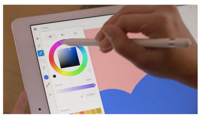 Ipad Illustrator