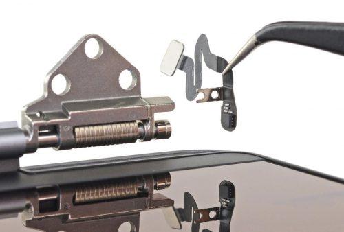 Macbook Pro Lid Angle Sensor Mit Magnet