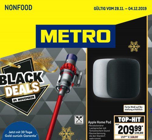 Metro Homepod