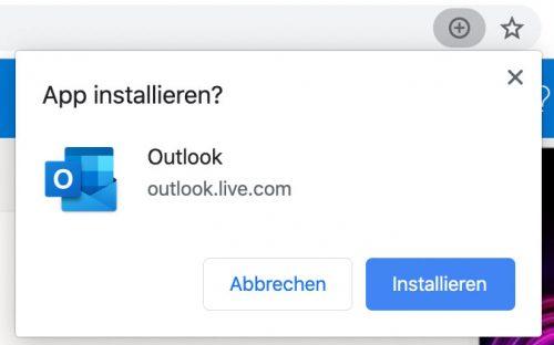 Outlook Com Als Web App Installieren