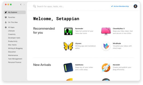 Setapp Mac