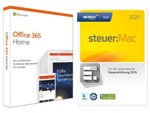 Steuer Mac Office
