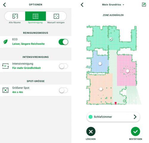 Vorwerk Kobold Vr300 App Raumreinigung