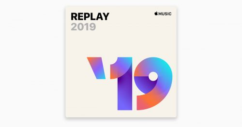 2019 Apple Music Replay Card Social Card