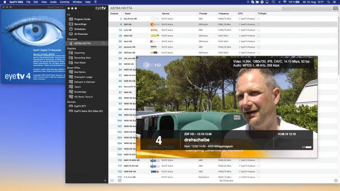 Eye Tv App Mac