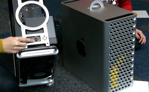 Ifixit Mac Pro First Look