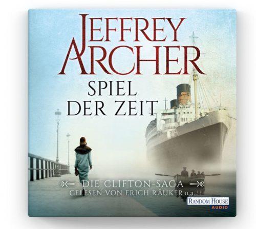 Jeffrey Archer Spiel Der Zeit