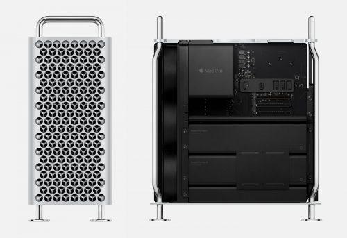Mac Pro 2019 Front Und Seite