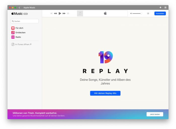 Replay Browser