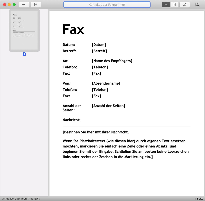 fritz fax drucker installieren