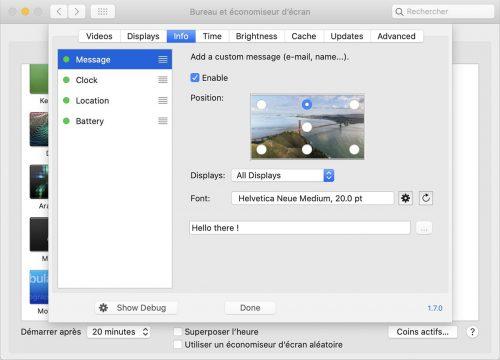 Aerial Bildschirmschoner 1 7 0 Mac