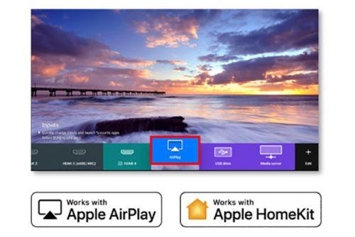 Airplay 2 Und Homekit Fuer Sony Fernseher Update
