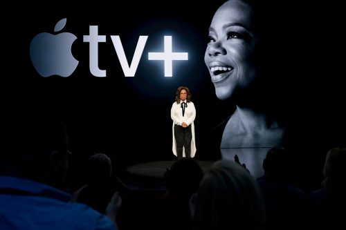 Apple Tv Plus Oprah Winfrey