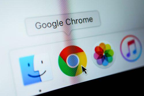 Google Chrome Dp