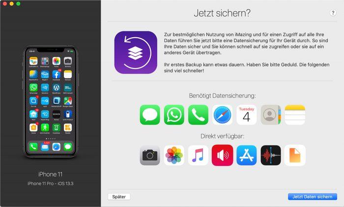 Imazing Backup Iphone