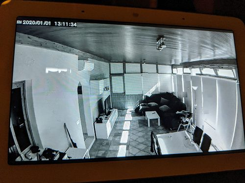 Xiaomi Kamera Nest Hub