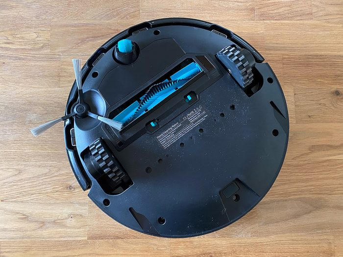 Viomi V2 Pro Unterseite Buersten
