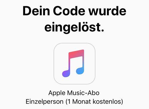 Apple Music Probeabo