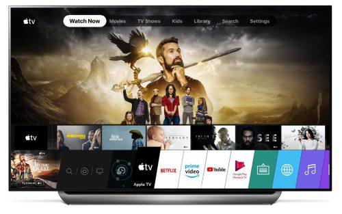Apple Tv App Auf Lg Fernsehern