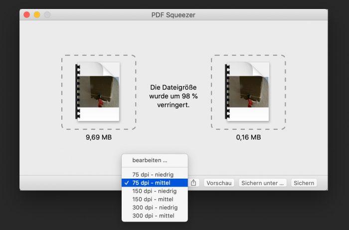 Pdf Squeezer Mac App