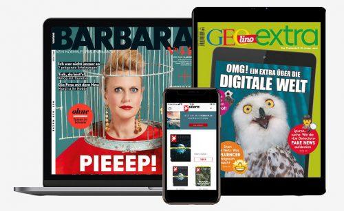 Gruner Und Jahr Magazine