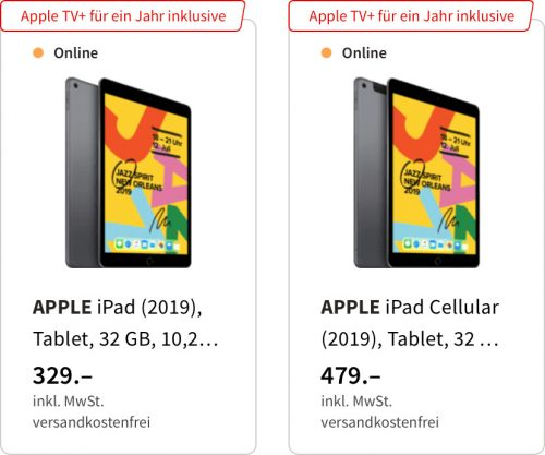 Ipad Mediamarkt Aktion