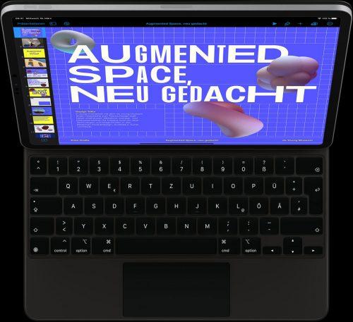 Keyboard Backlit IPad Pro