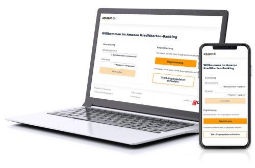 Amazone Kreditkarten Banking