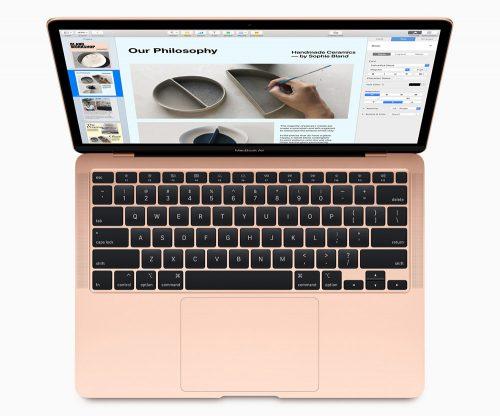 Macbook Air Mit Magic Keyboard