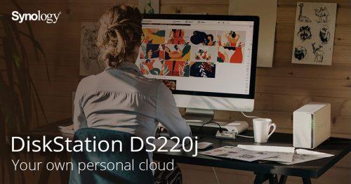Personal Cloud Ds220j