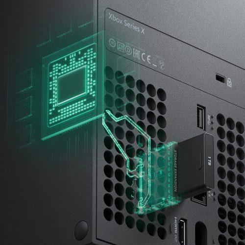 Xbox Series X Erweiterungsspeicher